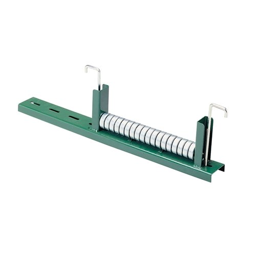 Greenlee 2024S Straight Cable Roller for 20-Inch to 24-Inch Wide Tray