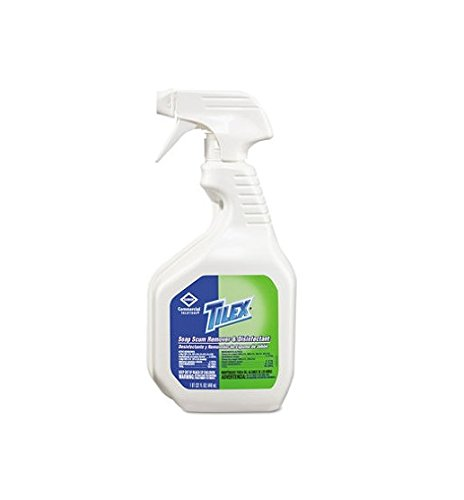 Tilex Soap Scum Remover and Disinfectant, 32oz Smart Tube Spray, 9/Carton by Tilex (Image #1)