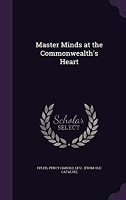 Master Minds at the Commonwealth's Heart