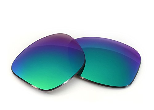FUSE Lenses for Arnette Slacker AN4196 Sapphire Mirror Tint Lenses