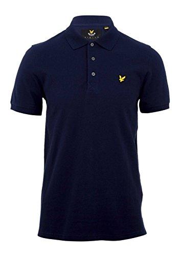 Lyle & Scott Herren Poloshirt Blau Navy