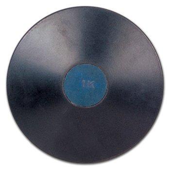 Champro Rubber Discus (Black, 1.6-Kilogram) ()