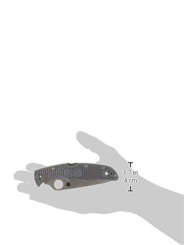 Spyderco Endura4 Lightweight FRN Flat Ground Knife