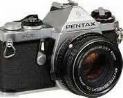 Pentax Model 'ME' 35mm Film Camera With 50mm f/2.0 Lens