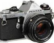 Pentax Model ME 35mm Camera product image