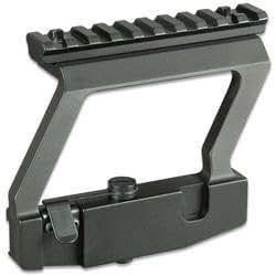 "Ultimate Arms Gear ""QD"" Quick Detach Tactical AK47 AK-47 Saiga Rifle/Shotgun 7.62x39 Side Scope Sight Mount"