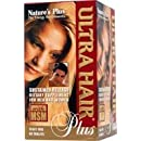 Natures Plus Ultra Hair Plus Sustained Release 60 Tablets