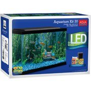 Aqua Culture 20 Gallon Aquarium Starter Kit with LED by Aquaculture