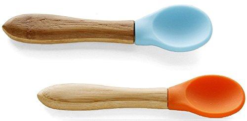 Avanchy Spoon Baby Toddler Organic