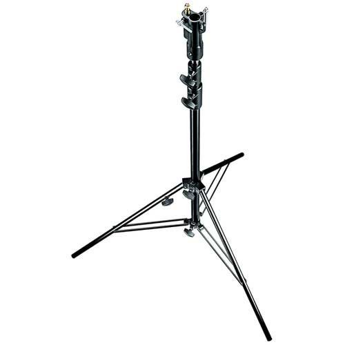 Manfrotto 007BUAC Air Cushioned Aluminum Senior Stand with..
