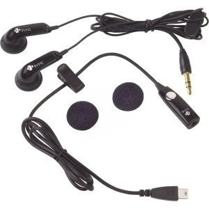 HTC 3.5mm to mini USB Stereo Headset/Headphone/Earbud/Handsfree with USB Headset Adapter (36H00622-00M) for ATT Fuze, HTC 6800, Mogul, HTC 8525, HTC Dream, HTC Fuze, HTC Magic, HTC Touch, HTC Touch Diamond, HTC Touch Pro, HTC Touch Pro, xv6850, HTC Vogue XV6900, Sprint HTC Touch Diamond, Sprint HTC Touch Pro, Sprint PCS HTC Touch Pro, T-Mobile DASH, T-Mobile G1, T-Mobile Shadow II, T-Mobile Wing, Verizon xv6850