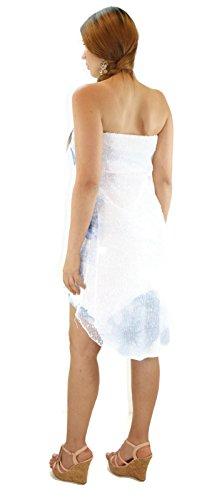citydress24 - Vestido - para mujer Azul