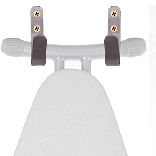 YYST Ironing Board Wall Holder Wall Hanger Wall Mount Wall Rack - No Ironing Board