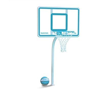 Amazon Com Dunnrite Deck Mounted Acrylic Pool Basketball