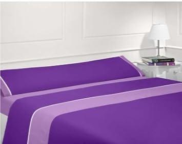 ... (fácil planchado y duradera) sábana bajera ajustable, funda almohada y encimera y PACK CALCETINES MARCA RegalitosTV (anti-presion): Amazon.es: Hogar