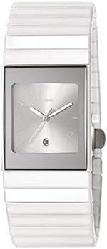 Rado Ceramica Swiss Quartz Women's Casual Watch