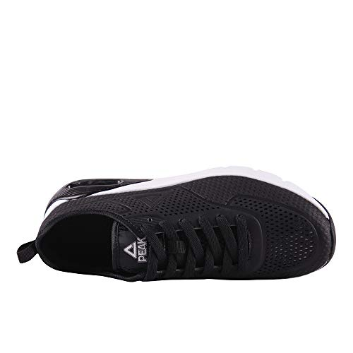 Schwarz Herren in Sneaker Peak Trend zweifarbigem XRzZcqw