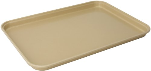 Carlisle 1318FG007 Fiberglass Glasteel Solid Display/Bakery Tray, 17.75