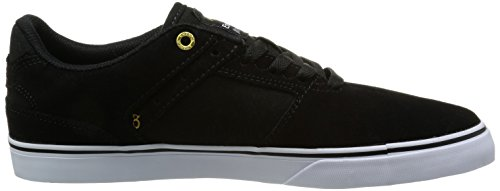 Low Noir skateboard White Emerica Black The Vulc Nero homme de Reynolds Chaussures 8xEqa
