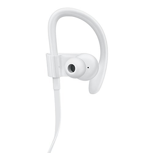 Powerbeats3 Wireless In-Ear Headphones - White (Certified Refurbished) by Beats