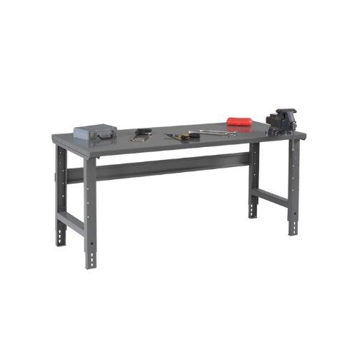 - Tennsco Steel Top Shop Table 72