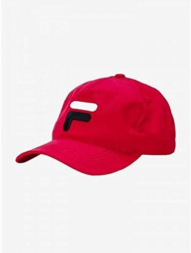Fila XS19FLB001 MAX - Gorra de béisbol, Color Rojo: Amazon.es ...