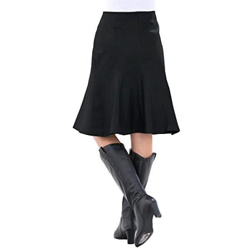 c06feebf4569 Jessica London Women s Plus Size Leather Skirt new - divingsafaris.com