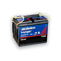 Replacement For AC DELCO M24MF Battery