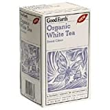 Good Earth Organic Sweet Citrus White Tea (3x18 bag)