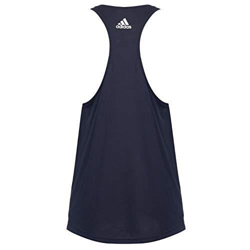 bianco Ess Donna Lin Adidas Maglietta Lo Legink WRwUWFOq