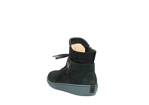 Black Ankle Boots Comfort Wolky Pharos Suede 40000 vqPAgwcOA