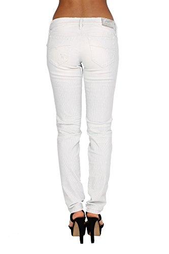 Diesel Donna Jeans Avorio Diesel Jeans SdnPHq