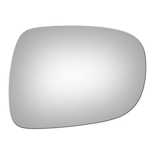 Top Burco 5245 Convex Passenger Side Power Replacement Mirror Glass for Lexus ES350, IS250, IS350 (2006, 2007, 2008, 2009)