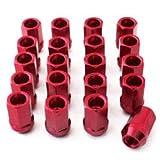 Race Nut Lightweight Aluminum Nuts RED(16)-Lightweight 12x1.5