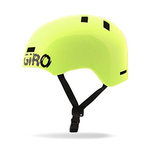 Giro GH22180 Mens Section Dirt Bike Helmet, Highlight Yellow - L