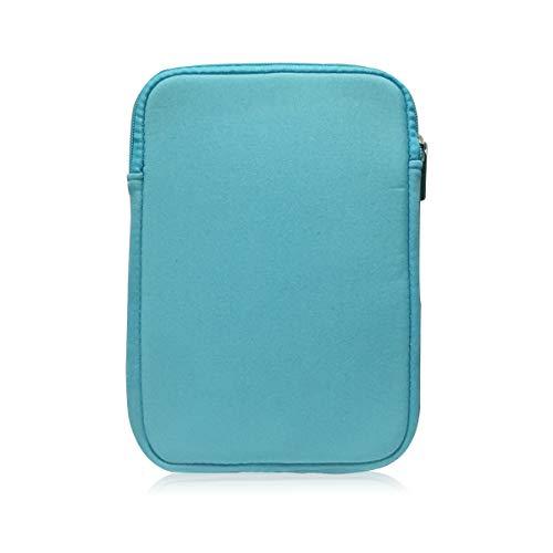 9-10 Inch Tablet Sleeve Bag, HannyBoo Protective Neoprene Zipper Case Cover for iPad 9.7 2018, iPad Pro 9.7, iPad 4/3, iPad Air 2, Surface Go 10