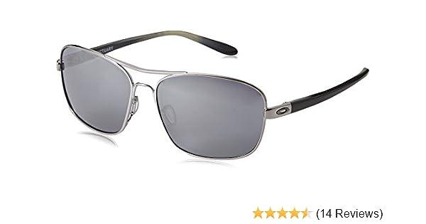 89a0122731672 Amazon.com  Oakley Women s Sanctuary Sunglasses Gunmetal Black  Clothing