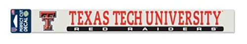 WinCraft NCAA Texas Tech University WCR35405014 Perfect Cut Decals, 2