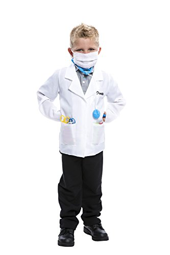 Doctor Patient Costumes (Toy Island Boys Child Doctor Costume, Size 4-6)