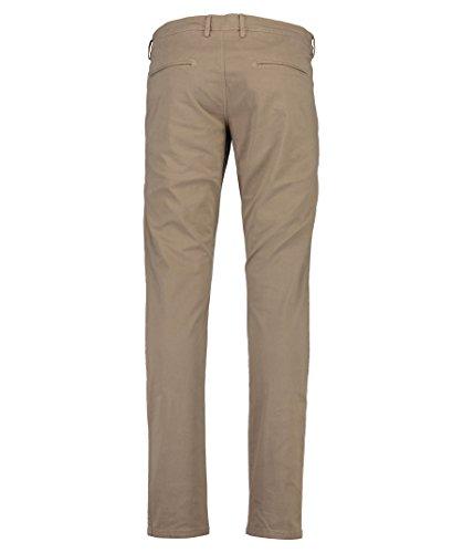 Hombre Claro Pantalones Selected Pants Marrón ST Noos SHHONELUCA aaqRBX
