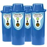 Tersano lotus LRF4 Sanitizing System Replacement Booster Cartridges, (Lotus Fixture)