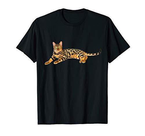 Bengal Cat Shirt - Bengal Cat Body T-shirt