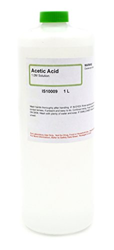 - Acetic Acid Solution, 1M, 1L - The Curated Chemical Collection