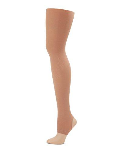 Capezio Adult Hold & Stretch Stirrup Tight (Capezio Stretch Tights)