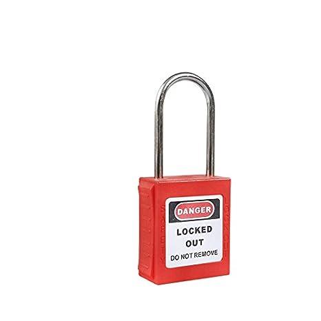 grillete de 4 mm a18032000ux0165 cerradura de aleaci/ón de zinc Candado de combinaci/ón de 4 d/ígitos