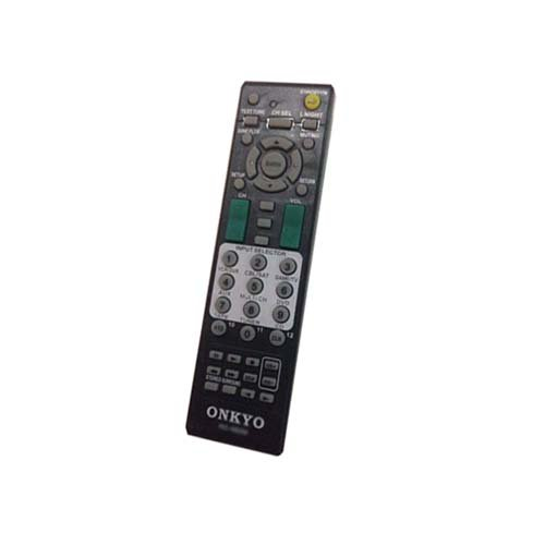 Z&T Remote Control Replace For Onkyo HT-R430 HT-S580 HT-SR8460 TX-8555 RC-607M TX-SR505E AV Receiver Home Theater System