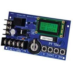 Altronix PT724A 365 Day 24 Hr Annual Event Timer Board, 12/24 V, 3
