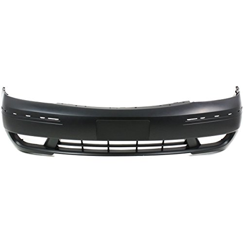 MBI AUTO - Primered, Front Bumper Cover Fascia for 2005-2007 Ford Five 500 Hundred w/Fog 05-07, FO1000579