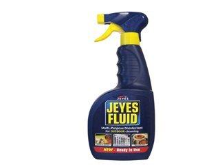 Jeyes Fluid Ready-to-use Multi-purpose Outdoor Spray, 750ml