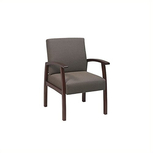office-star-taupe-fabric-deluxe-guest-chair-cherry-finish
